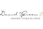David Green glasses logo